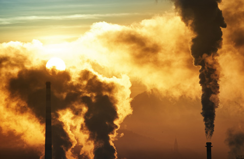 Air pollution health and diet